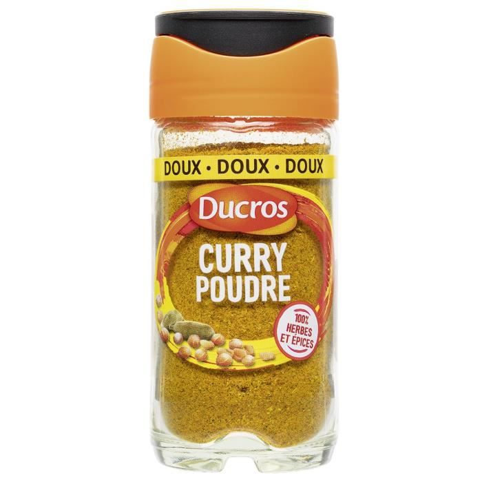 Curry poudre 42 g Ducros