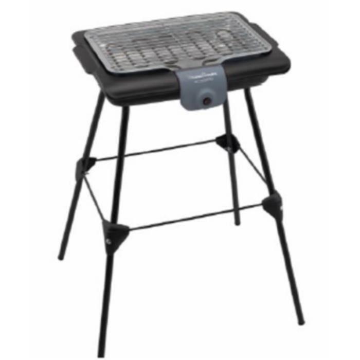 Barbecue électrique Moulinex Accessimo Pieds Blue Salt BG135812