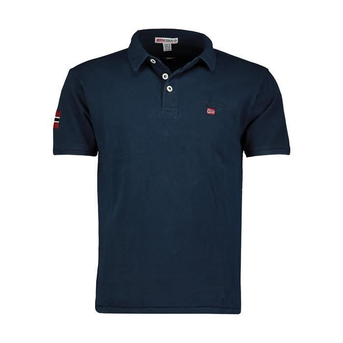 Polo Homme Geographical Norway Kars Marine