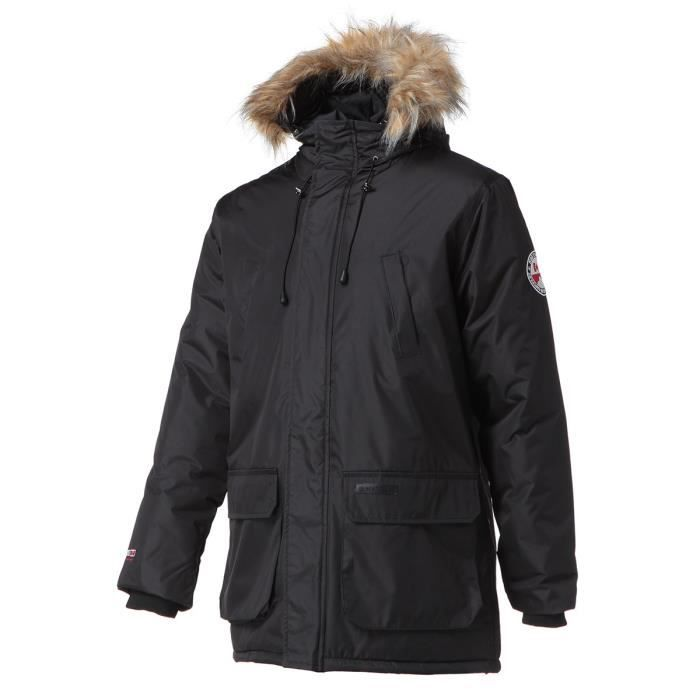 NORTHLAND Parka Tiger - Col fausse fourrure - Homme