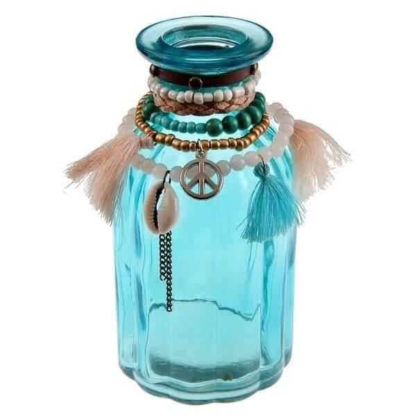 Vase Mexique: Bleu (x1) REF/5771