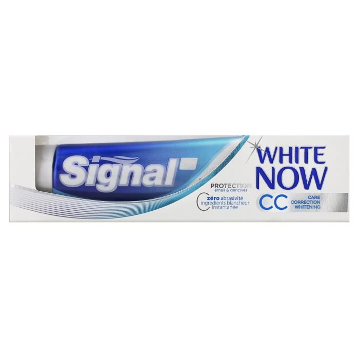 SIGNAL Dentifrice White Now - 75ml