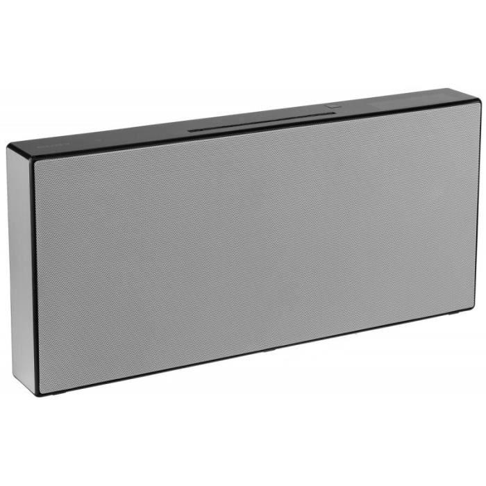 SONY Chaîne Hi-Fi - Bluetooth/NFC - 1CD - 40W - Amplificateur S-Master - USB - Blanc