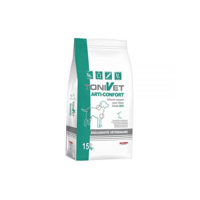 Tonivet - Chien Adulte Mini Arti-confort - 3 kg