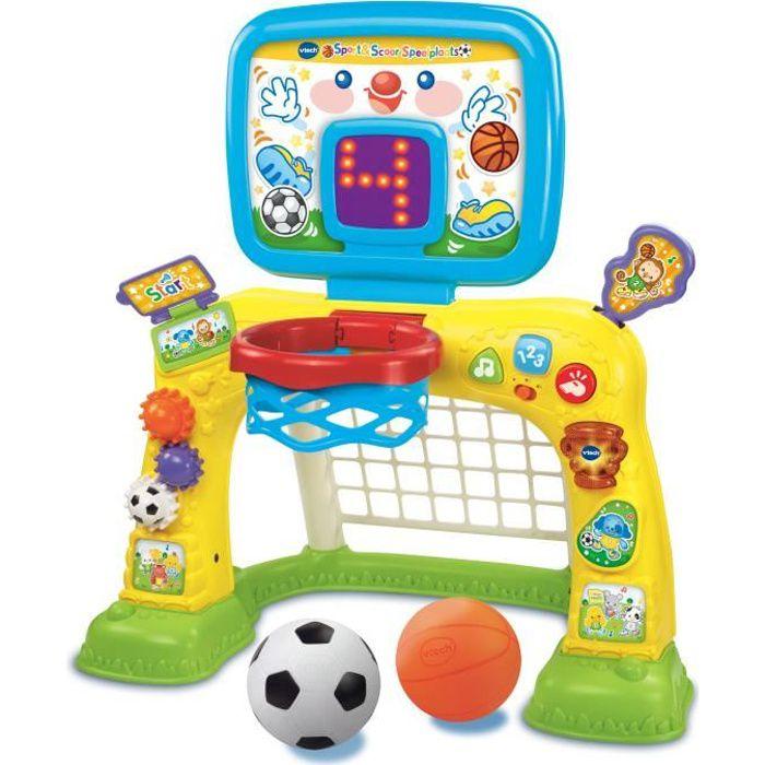 VTech Baby Sport & Scoor Speelplaats, AA, 585 mm, 125 mm, 406 mm, 1,56 kg