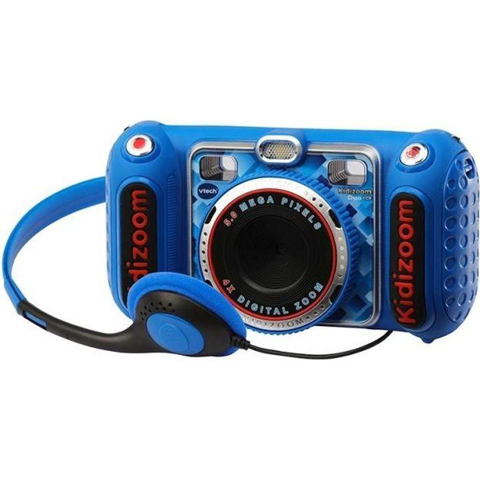 VTech KidiZoom Duo DX caméra bleu 15 cm