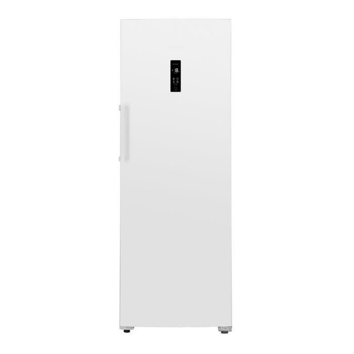 haier hf220waa cong lateur armoire 226l froid ventil a l 60cm x h 165 2cm blanc cong lateur. Black Bedroom Furniture Sets. Home Design Ideas