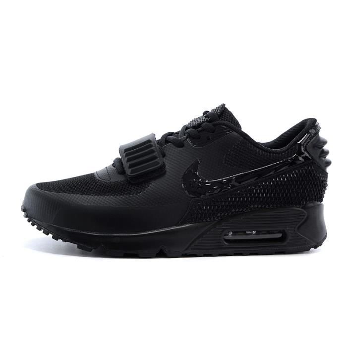 pretty nice 14d10 ed86c Nike Air Yeezy 2 SP Max90 Chaussure De Running Noir