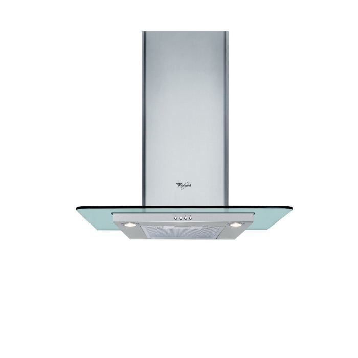 HOTTE WHIRLPOOL AKR 686 IX - Hotte décorative