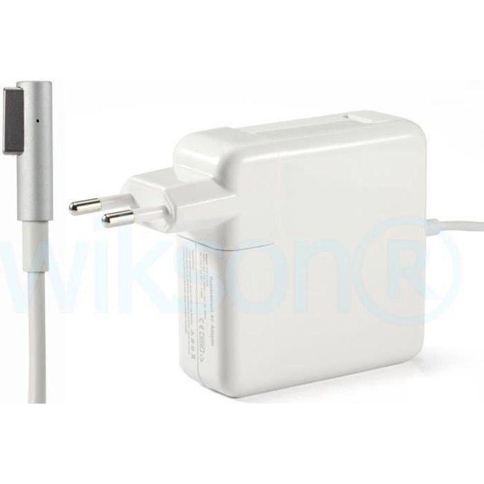 Chargeur Secteur Pour Apple Macbook Pro A1226 Prix Pas Cher Cdiscount