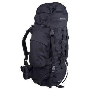 Mountain Warehouse Pregrine Sac /à Dos Randonn/ée Marche Voyage Camping Sport Multi Poches Moyen 30L