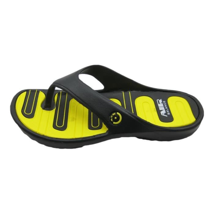 Air Light & Comfortable Men's Classy Shower Beach Sandal Slippers K9D1Y Taille-42 KvCwfdJ