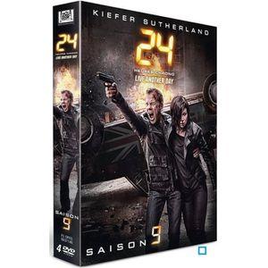 DVD SÉRIE DVD Coffret 24 heures chrono, saison 9