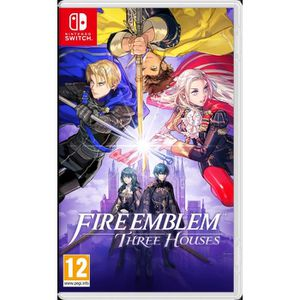 JEU NINTENDO SWITCH Fire Emblem : Three Houses Jeu Switch