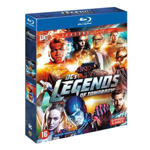 DVD SÉRIE Coffret Blu-ray DC Legends of Tomorrow saisons 1 e