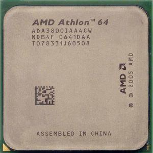 PROCESSEUR Processeur CPU AMD Athlon 64 3800+ 2.4GHz 512Ko…