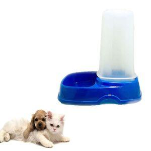 KIT HABITAT - COUCHAGE nourriture pour chien et chat Boite à eau Facile à