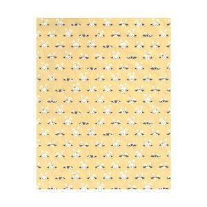 Feuille décopatch Papier Décopatch Texture (1pc) Jaune Avec Des Lapi