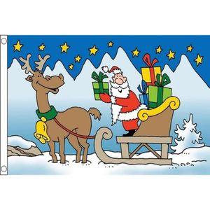 PLAYMOBIL le traîneau du Père Noël Traîneau /& Renne Pour Cadeaux de Noël//HOUSE NEUF