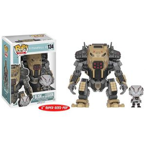 FIGURINE - PERSONNAGE Figurine Funko Pop! Titanfall 2 : Blisk and Legion