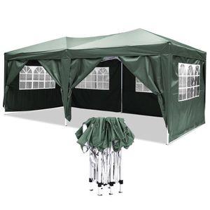 TONNELLE - BARNUM Tente de réception pliante 3 x 6 m / Tonnelle de J