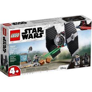 ASSEMBLAGE CONSTRUCTION LEGO® 4+ Star Wars™ 75237 L'attaque du chasseur TI