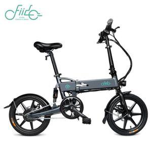 VÉLO ASSISTANCE ÉLEC Vélo Electrique FIIDO E-Scooter 250 W 25 km/h D2 V