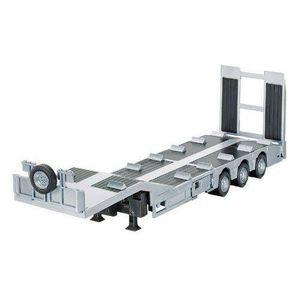 VOITURE - CAMION Siku - RadioCo.- remorque 3 essieux + batterie R/C