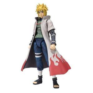 PION - FIGURINE DE JEU Bandai - Figurine Naruto Shippuden - Namikaze Mina