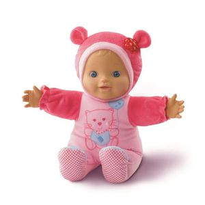 POUPÉE VTech Little Love Kiekeboe Baby, Rose, Fille, 1 an