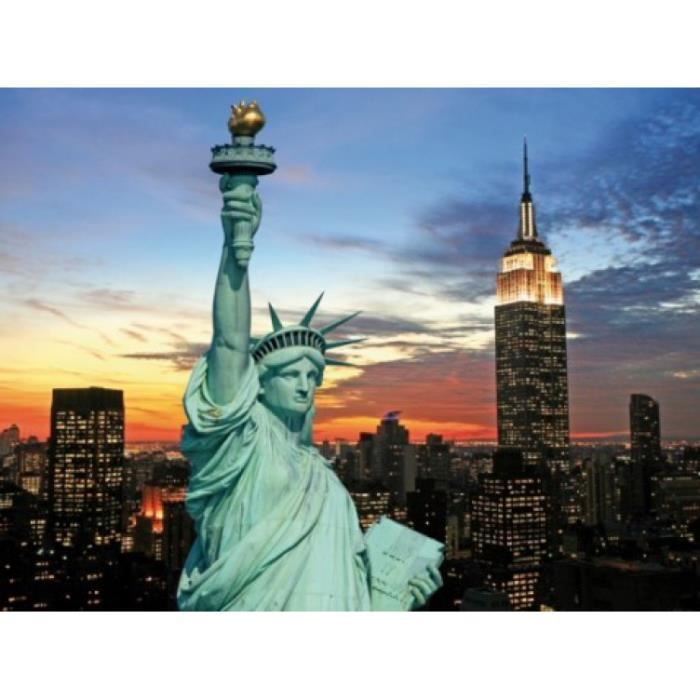 New york papier peint photo poster autocollant achat for Deco murale new york