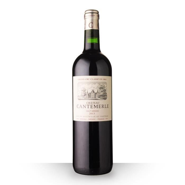 Château Cantemerle 2013 AOC Haut-Médoc - 75cl - Vin Rouge