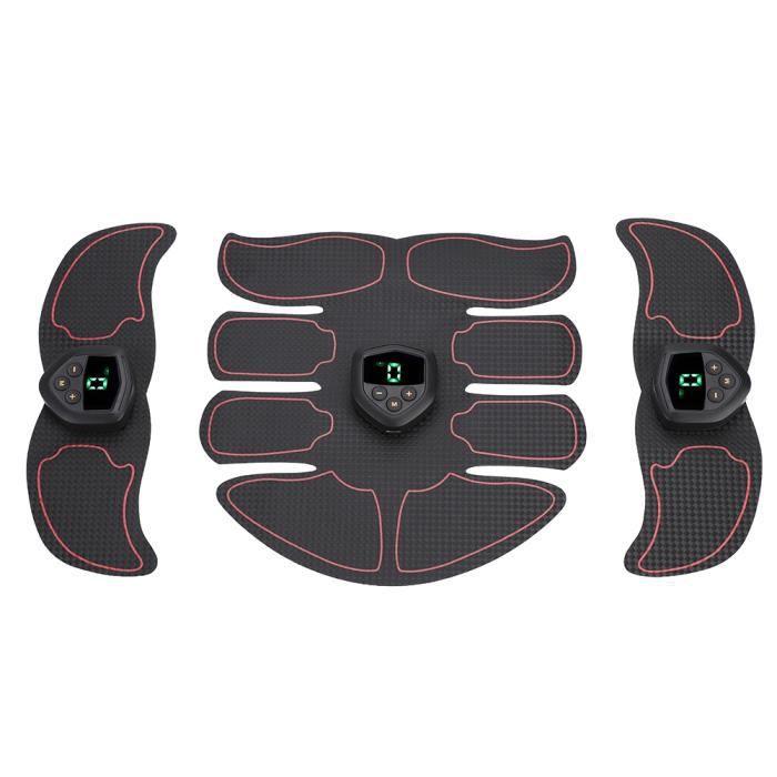 Entraîneur de muscles abdominaux, ensemble de ceinture de musculation d'exercice