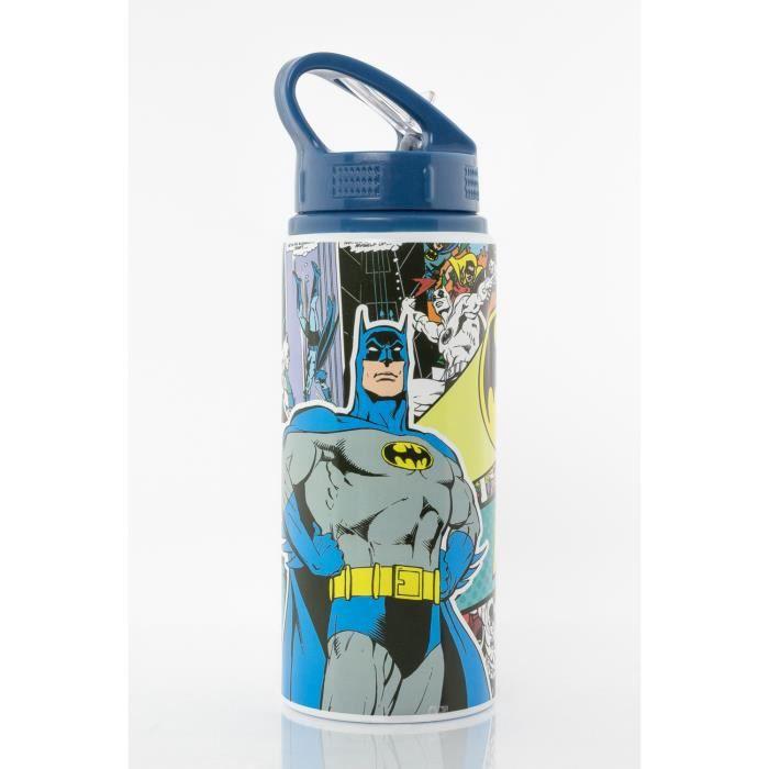 Gourde en aluminium DC Comics Batman Wrap