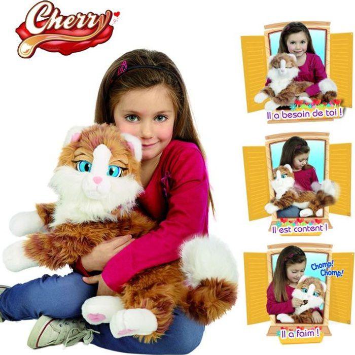 GIOCHI PREZIOSI Emotion Pets Chat Cherry
