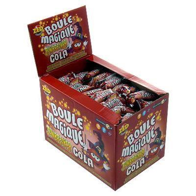 Jawbreaker Boule Magique Cola [Boîte de 100 pièces]