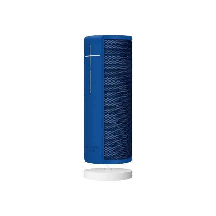 Ultimate Ears MEGABLAST Haut-parleur pour utilisation mobile sans fil Bluetooth, Wi-Fi bleu