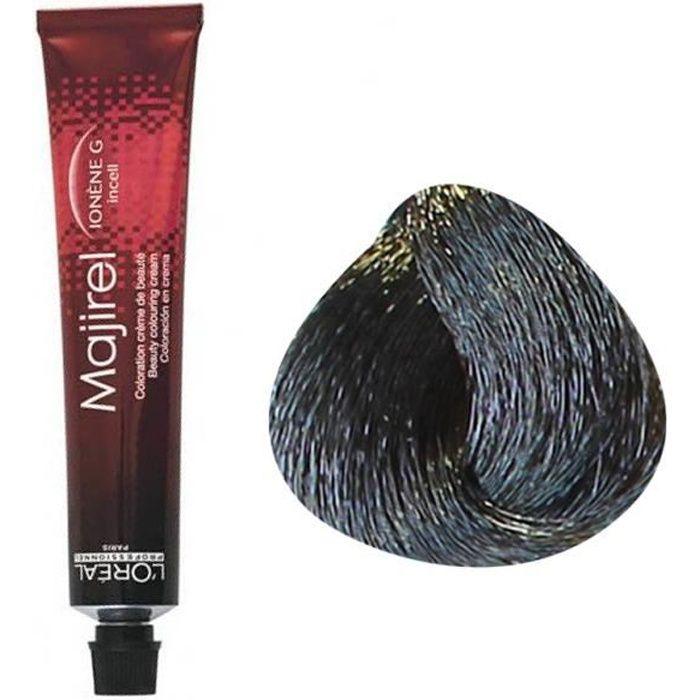 L'Oréal Professionnel Coloration permanente 3 : Châtain Foncé Avec ammoniaque, 50ml
