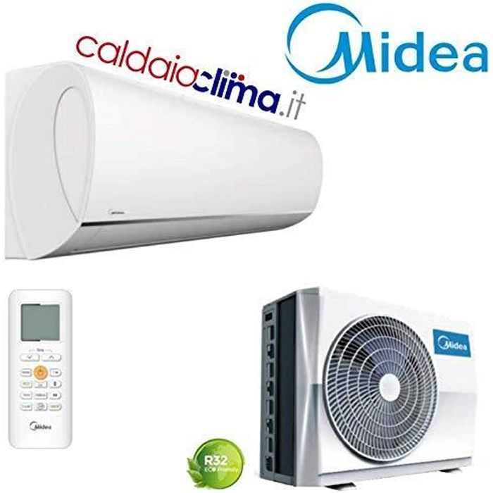 Midea Climatiseur Smart 12000 Inverter R-32 A++