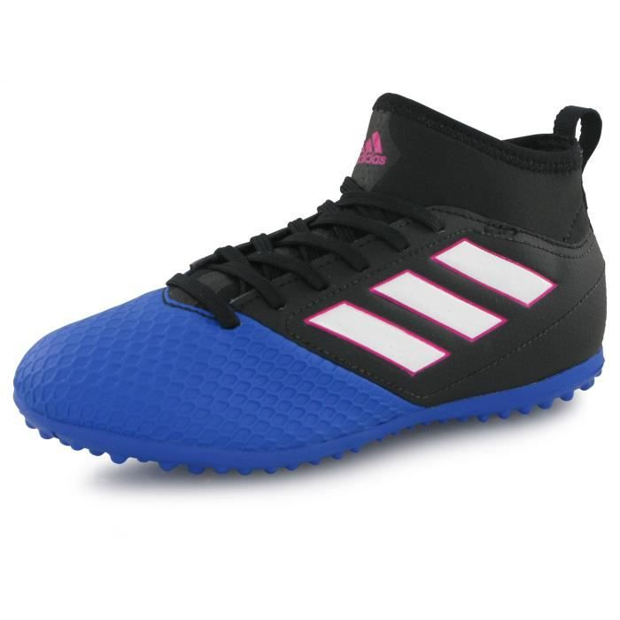 Adidas Ace 17.3 Tf bleu, chaussures de football homme