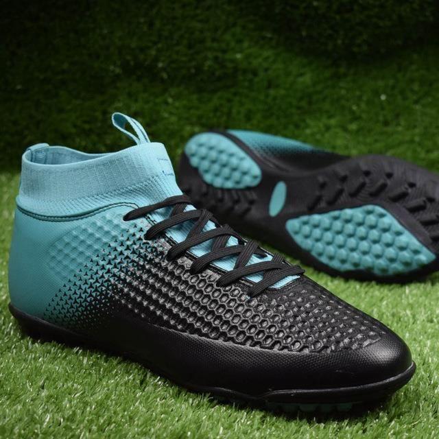 Zencart Chaussures De Foot En Salle Bottines Hautes Chaussures De Foot Pour Hommes Chaussures De Foot Football