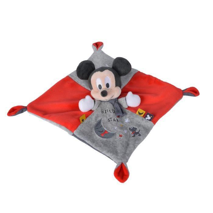 Disney - Doudou Mickey Starry Night