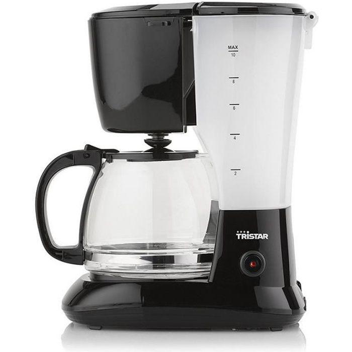 TRISTAR CM1245 Cafetière filtre - Noir