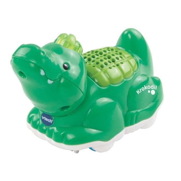 jeu apprentissage bébé VTech Zap Zap Animaux Koen Crocodile