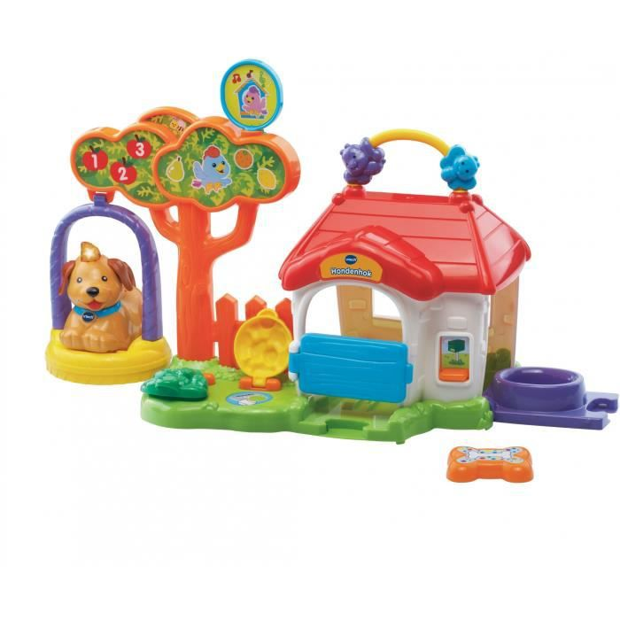 VTech Zoef Zoef Dieren Doghouse