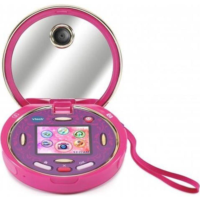 VTech Kidizoom Appareil photo Pixi enfant 24 cm rose
