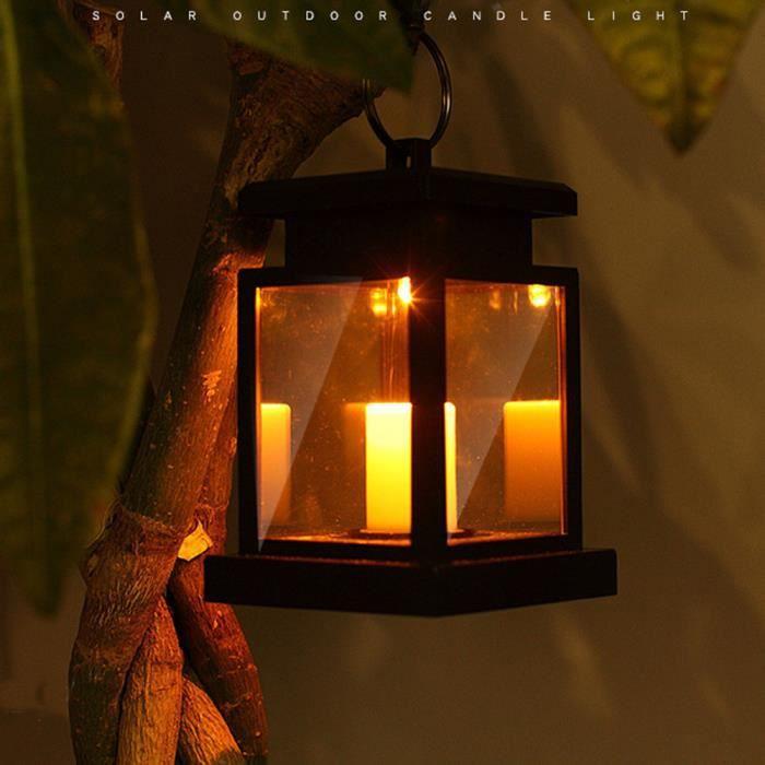 Lights4fun Photophore en C/éramique Vert avec Bougie LED /à Piles pour Int/érieur
