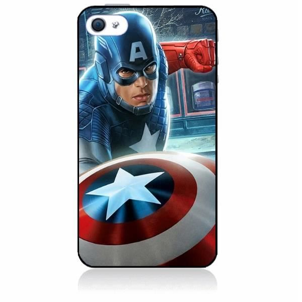 coque captain america iphone 5