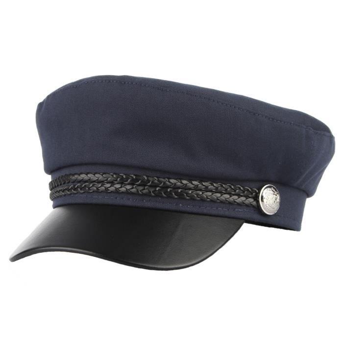casquette femme marin