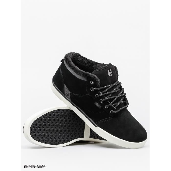 ETNIES JEFFERSON mid black dark grey